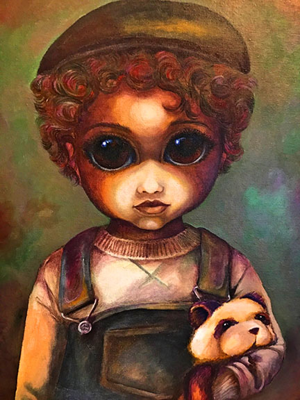 """""""Judah Big Eyes"""""""